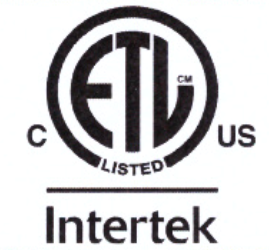 cETLus Authorization to mark
